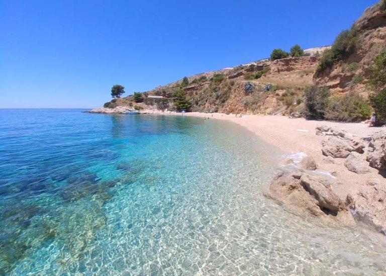 Murvica beach brac