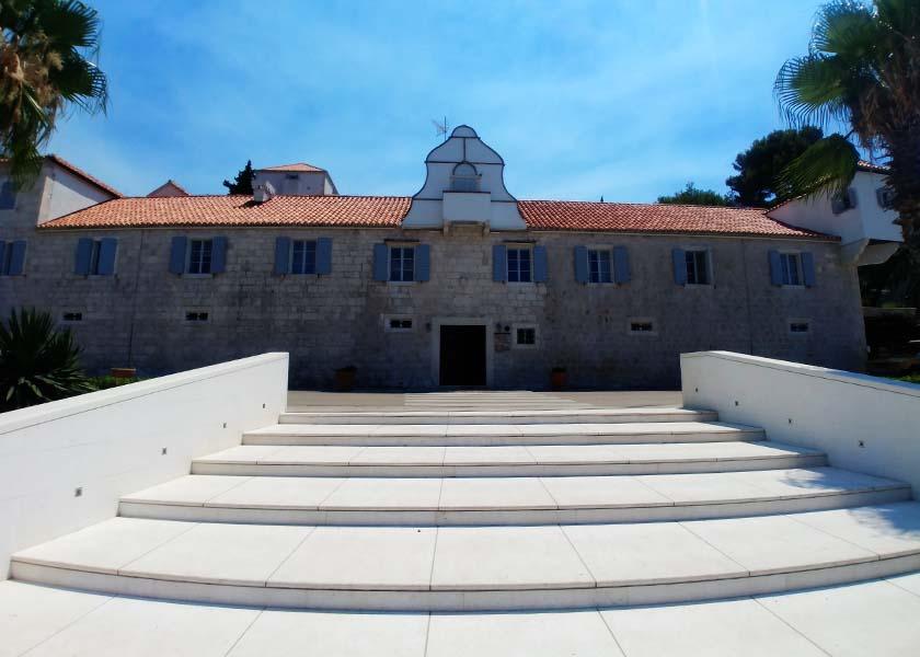 Maslinica Solta fortress