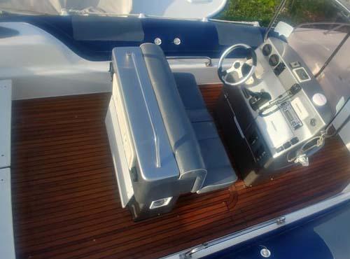 Rib boat maintenance