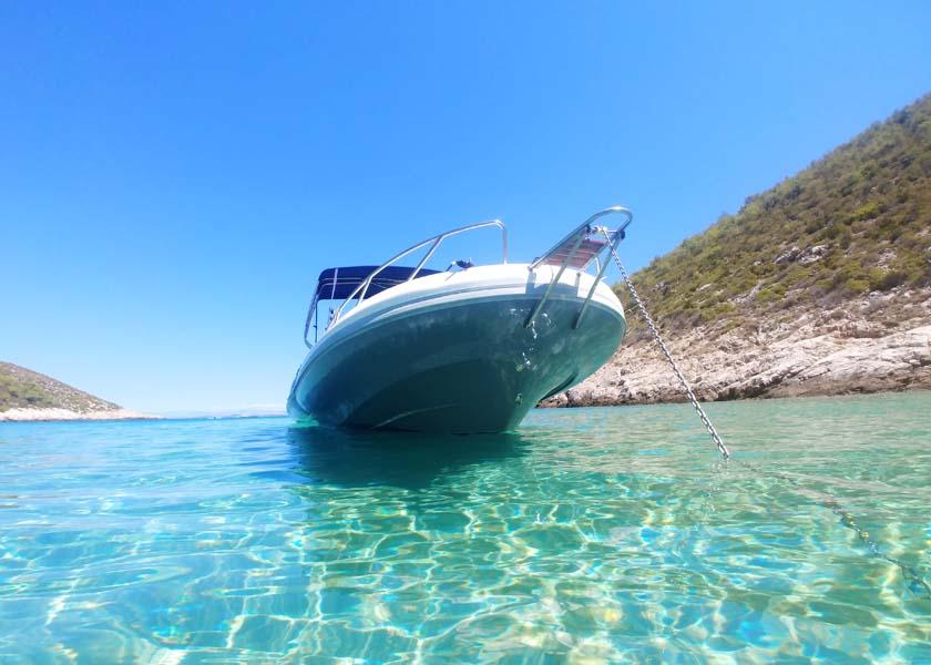 Vis boat excursion