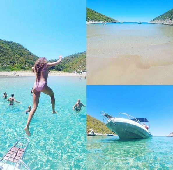Boat trip from Trogir