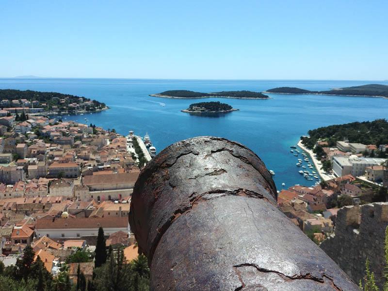 Hvar town fortress
