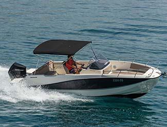 Boat rental in Trogir