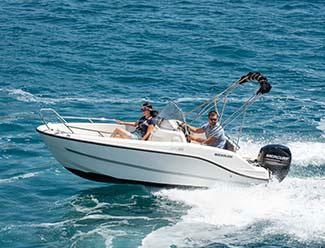 Trogir rent a boat